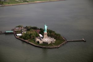 The Statue of Liberty Bronx NY