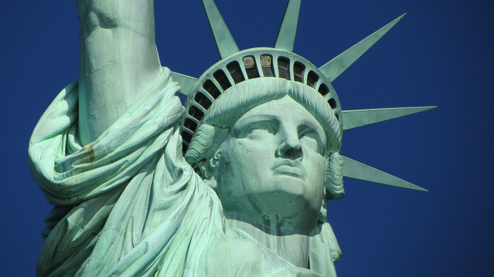 The Statue of Liberty - 1