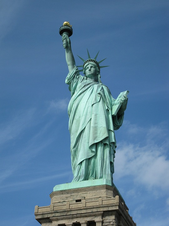 The Statue of Liberty 2