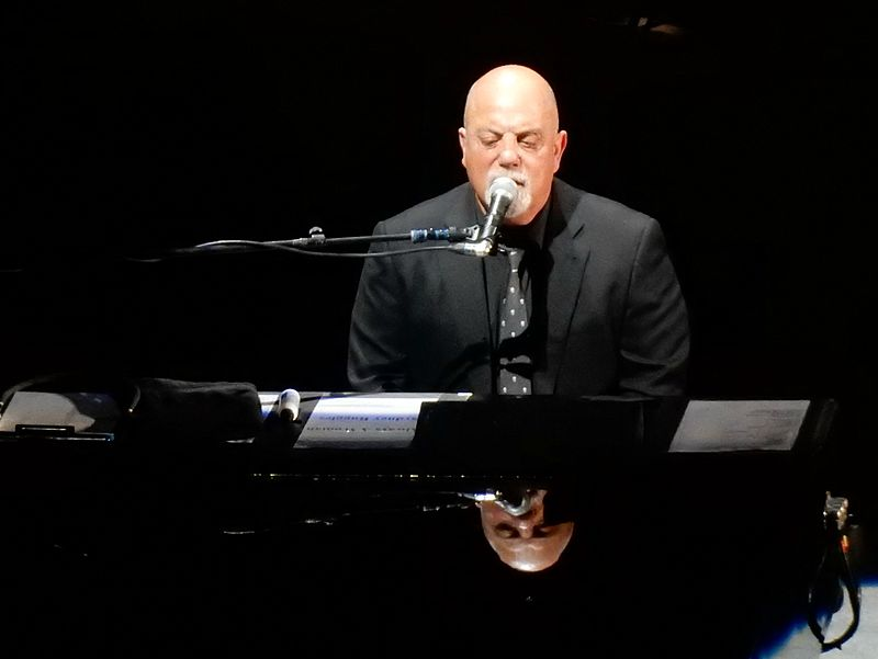 Billy Joel celebrities from the bronx