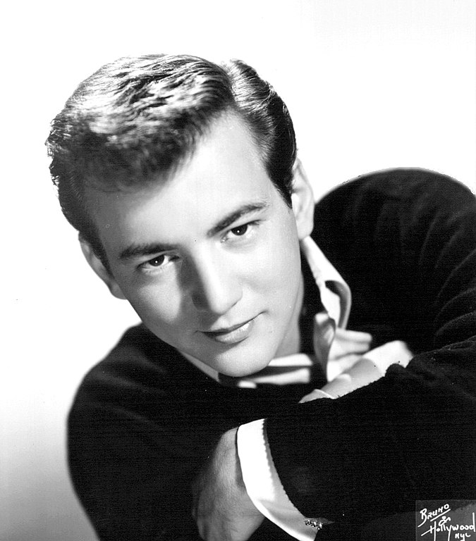 Bobby Darin celebrities from the bronx