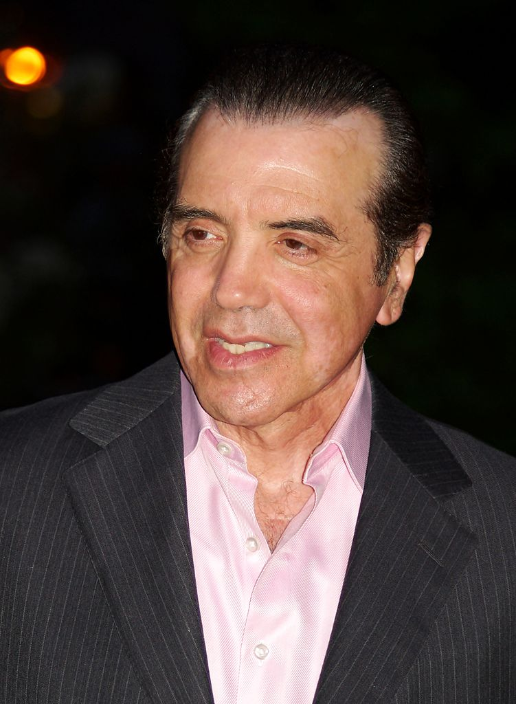 Chazz Palminteri celebrities from the bronx