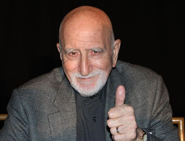 Dominic Chianese celebrities from the bronx