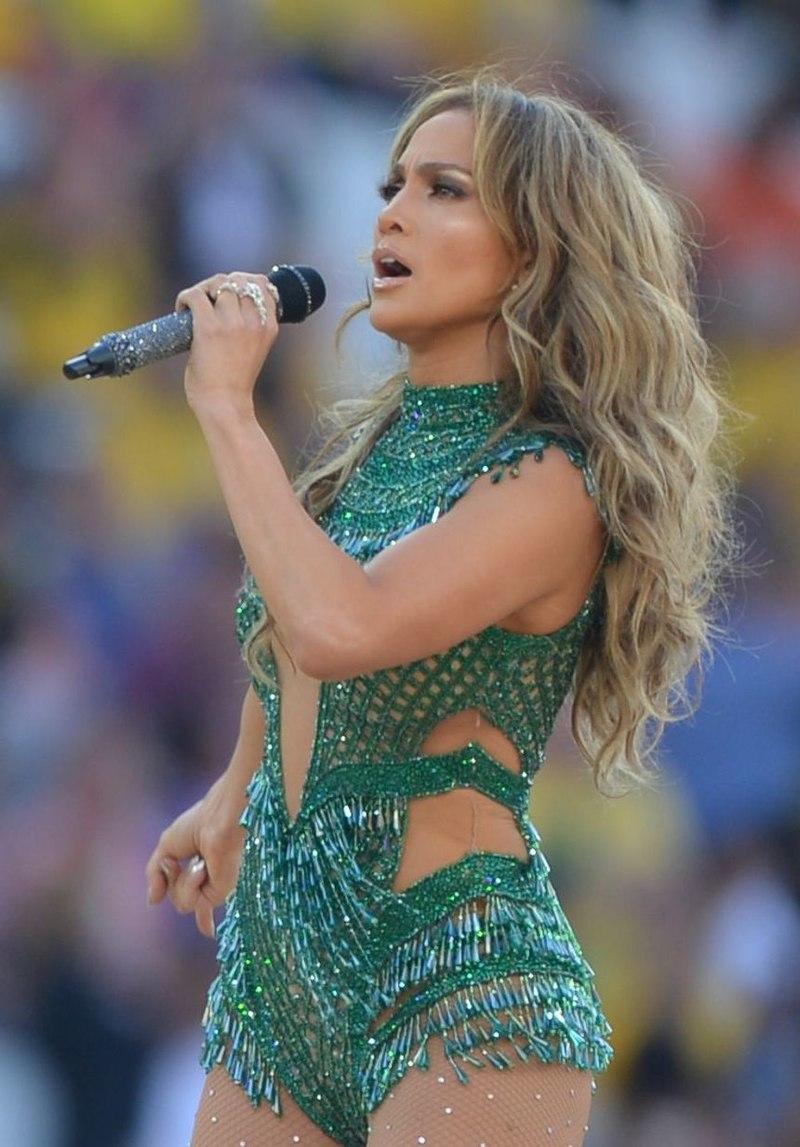 Jennifer Lopez celebrities from the bronx