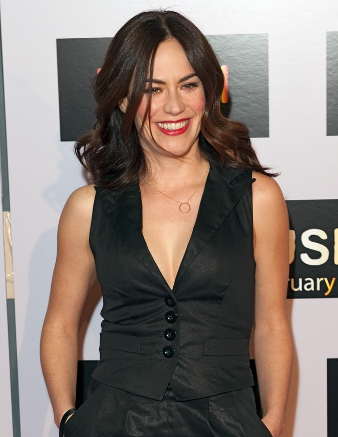 Maggie Siff celebrities from the bronx