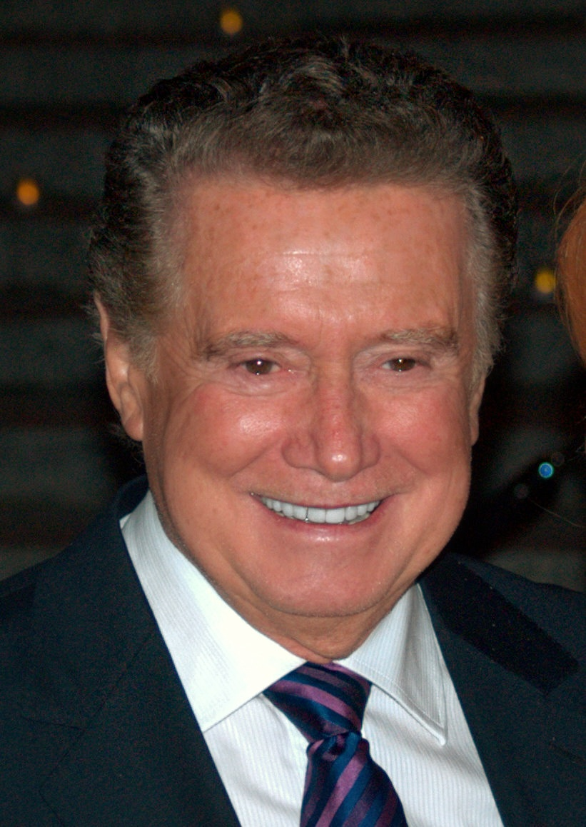Regis Philbin celebrities from the bronx