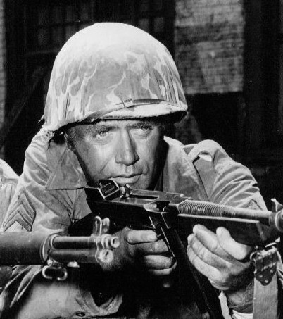Vic Morrow celebrities from the bronx