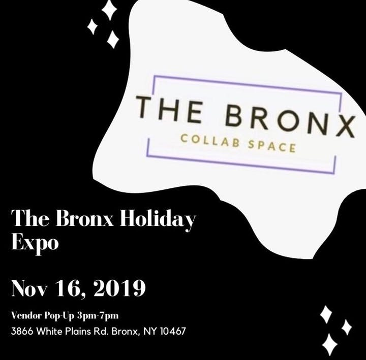 Booking The Bronx Holiday Expo